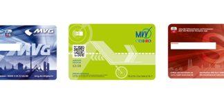 Elektronische Fahrscheine auf Chipkarten für Abo-Kunden im MVV