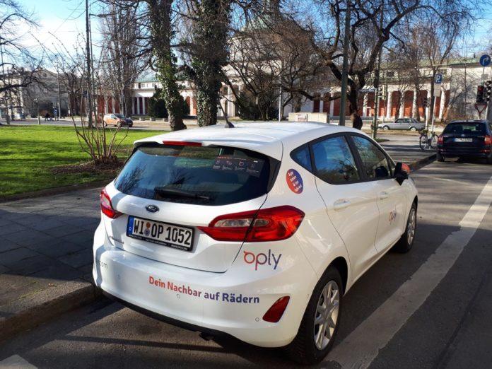 Wo ist der Bedarf für Carsharing am größten? Oply startet in weiteren Zonen und lässt die Münchner mitentscheiden