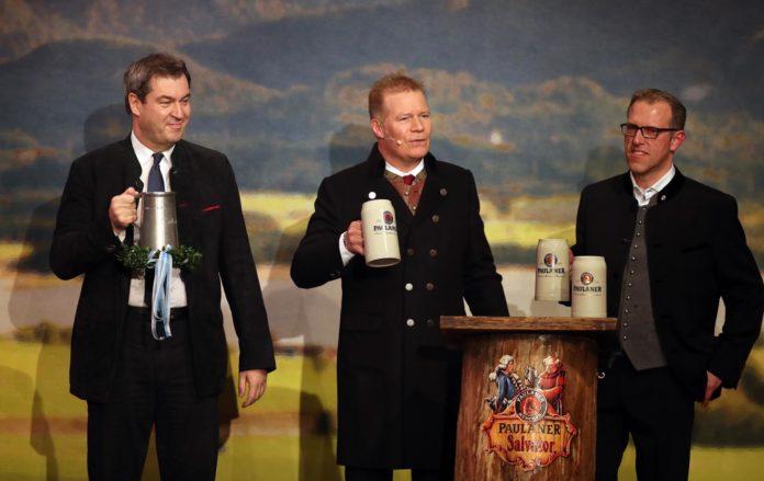 Nockherberg 2019 - Gelungenes Debüt und ein begehrtes Dusel