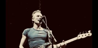 Sting live auf dem Tollwood Sommerfestival