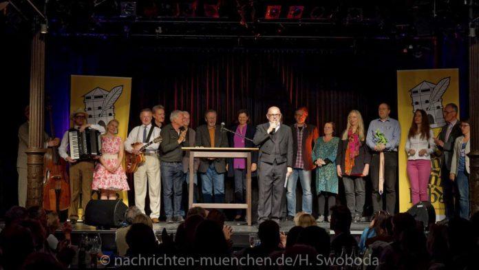 Ein rauschendes Fest zum Jubiläum der Münchner Turmschreiber!
