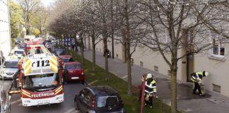 92-Jährige bei Zimmerbrand verletzt