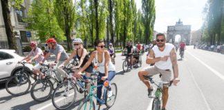 Große Radsternfahrt mit Altstadtring-Runde