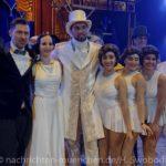 """Circus Krone """"Mandana – Circuskunst neu geträumt"""" feiert Weltpremiere auf der Theresienwiese München"""