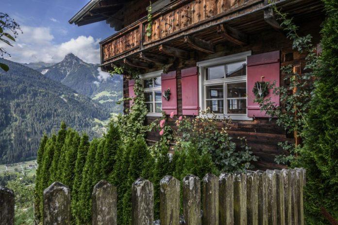 Den Bergen ganz nah: Die Montafoner Berghäuser