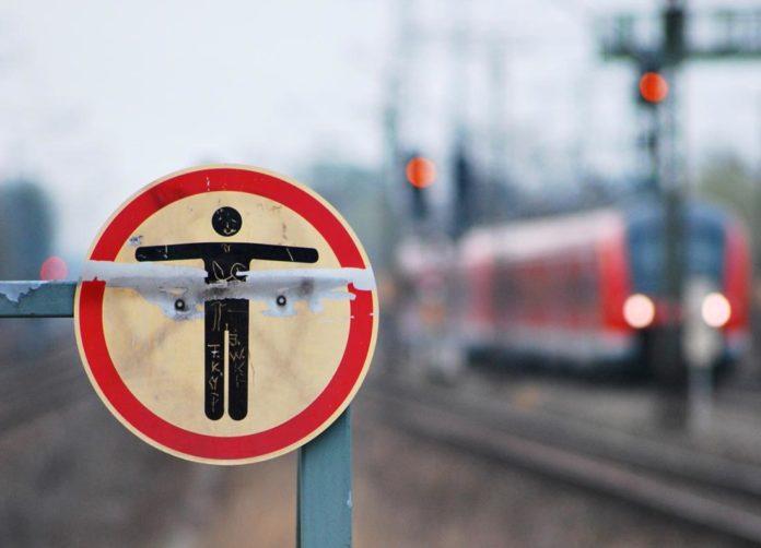 Personenunfall am Südbahnhof