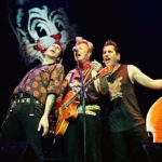 Stray Cats 40th Anniversary Tour 2019 - am 11. Juli 2019 im Münchner Zenith