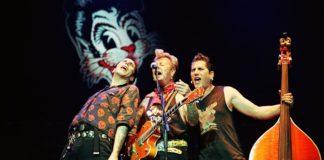 Stray Cats 40th Anniversary Tour 2019 - am 11. Juli 2019 im Münchner Zenith