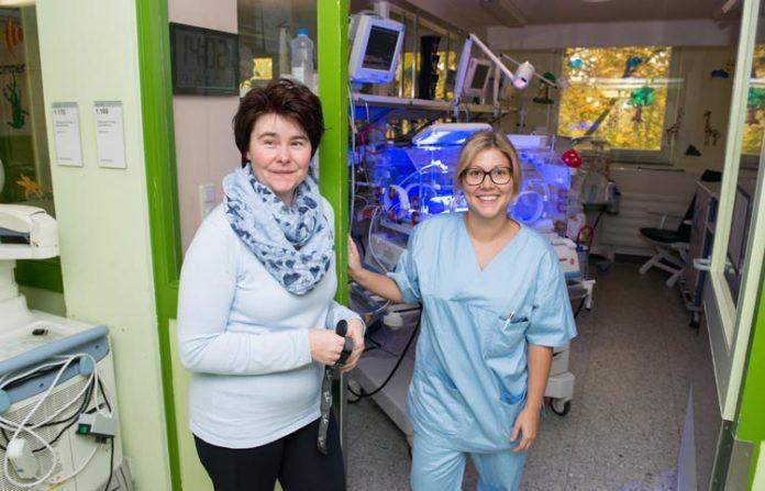 Das ist die neue Frühchenstation der München Klinik Harlaching