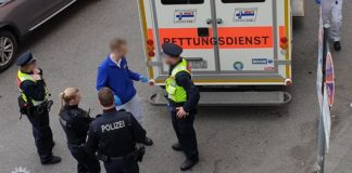 Zahlreiche Hilfeleistungen durch Bundespolizei und Rettungsdienste im Bahnbereich