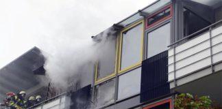 Brandbekämpfung mit Hindernissen