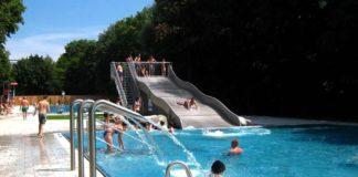 Start der Münchner Sommerbadsaison