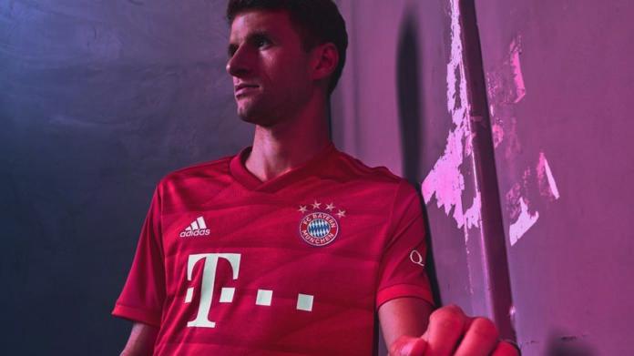 Das neue FC Bayern-Heimtrikot für die Saison 2019/20