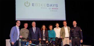 E BIKE DAYS: Vertreter aus Politik und Wirtschaft über die Zukunft des Radverkehrs