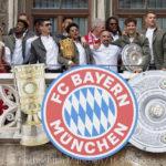 FC Bayern Meisterfeier 2019