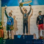 Boulderweltcup München: Jan Hojer holt Bronze!