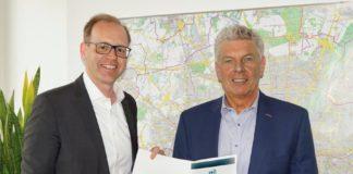 MVV nimmt am Umweltpakt Bayern teil