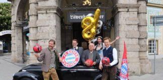 """Bayern feiern bei der """"Nacht der Tracht"""" am 25. Mai 2019"""