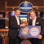 FC Bayern und die Paulaner Brauerei verlängern ihre Partnerschaft bis 2026