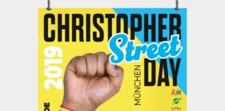 Der 17-Jährige Tim Kopplin gewinnt CSD-Plakatwettbewerb