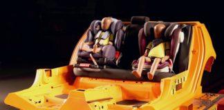 Kindersitztest: Zwei Modelle versagen