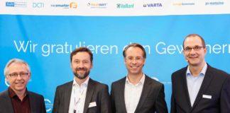SWM mit Energiewende Award ausgezeichnet