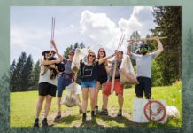 Burton: Mountain Clean Up Day am 21.Juli 2019
