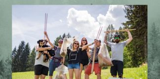 Burton: Mountain Clean Up Day am 21.Juli 2019