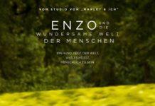 Enzo und die wundersame Welt der Menschen