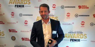 EHC Red Bull München: Große Auszeichnung für Michael Wolf