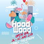 HoodWood Open Air - 26. bis 30. Juni im Ostpark