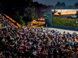 Großes Kino und laue Sommernächte auf der Seebühne im Münchner Westpark