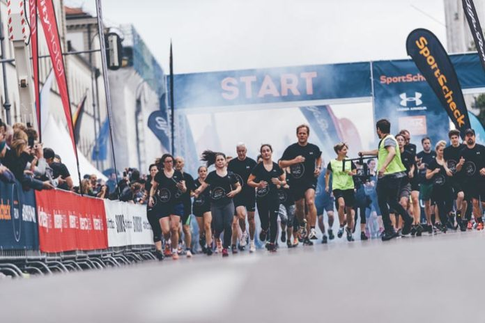 Am kommenden Sonntag ist es soweit: Um 8 Uhr fällt der Startschuss zum SportScheck RUN 2019