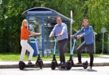 E-Scooter: MVG und TIER Mobility gehen Kooperation ein