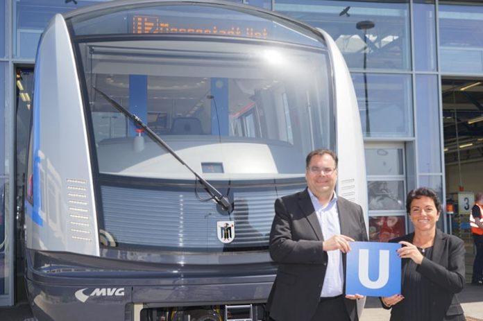 U-Bahn: 24 neue Züge für München rollen an