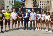 Rugby Oktoberfest 7s Auslosung