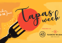 Tapas Week 10.06. bis zum 16.06.2019