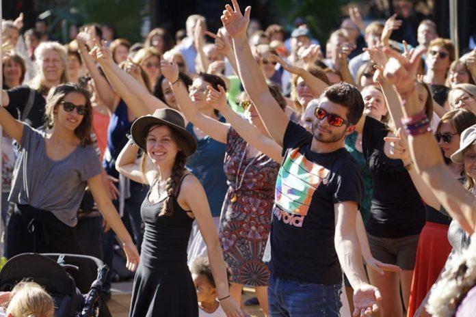 Das größte Tanzfest der Stadt - Der Gasteig im Tanzrausch