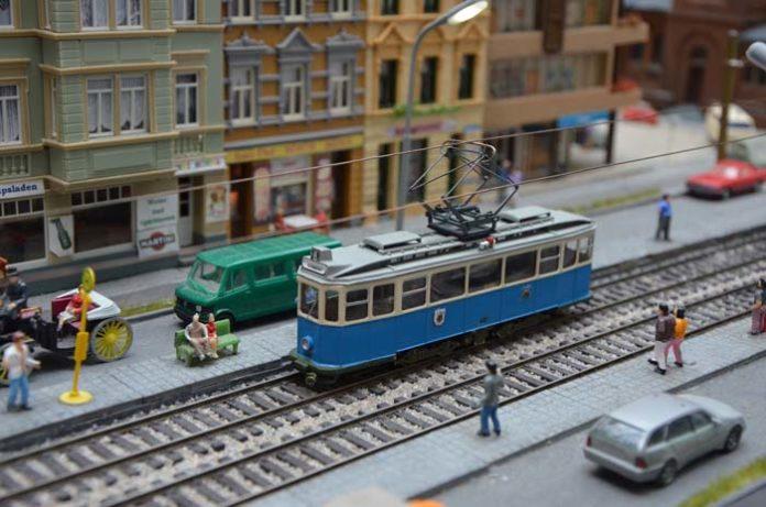 """16. Internationale Modellstraßenbahn-Ausstellung """"Kleine Bahn Ganz Groß"""" im MVG Museum"""