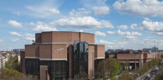 Gasteig-Generalsanierung - Stadtbibliothek zieht mit einem Bein ins Motorama