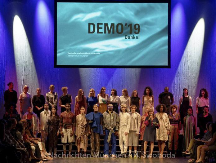 Das war die DeMo′19 Modenschau