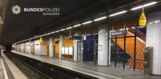 Personenunfall am Marienplatz - 24-Jähriger will noch schnell in abgefertigte S-Bahn
