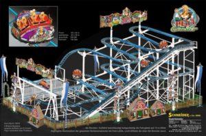 "Achterbahn ""Heidi – the Coaster"""