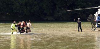 Nichtschwimmer aus Isar gerettet