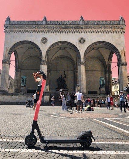E-Scooter-Marktführer VOI startet in München