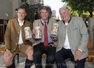 Krug der Münchner Wiesnwirte 2019 vorgestellt