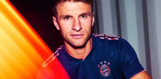 Das neue Champions-League-Trikot des FC Bayern München