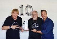 Offizielle Deutsche Charts: Amigos mit zehnter Nummer eins