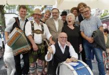 Brunnenfest am Viktualienmarkt 2019