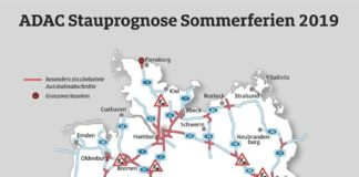 Die Stausituation auf Deutschlands Autobahnen